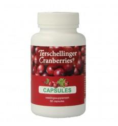 Blaas & Nieren Terschellinger Cranberry 60 capsules kopen