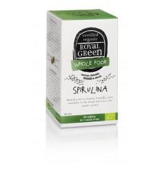 Spirulina Royal Green Spirulina 60 tabletten kopen