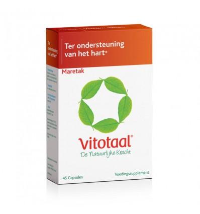 Voedingssupplementen Vitotaal Maretak 45 capsules kopen
