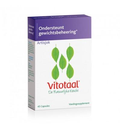 Voedingssupplementen Vitotaal Artisjok 45 capsules kopen