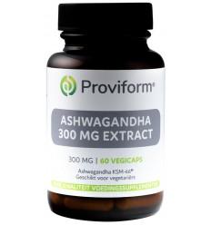 Ashwagandha Proviform Ashwagandha 300 mg KSM-66 60 vcaps kopen