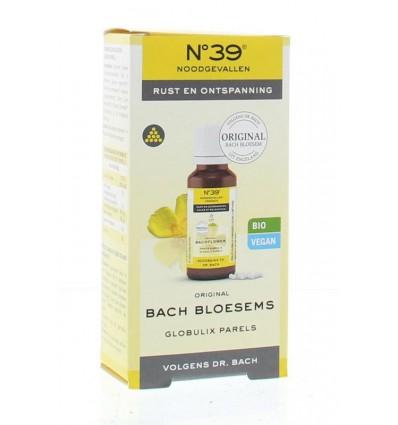 Bach Bloesem Lemonpharma s globule parels dag nr 39 rust 20 gram kopen