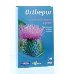 Stoelgang Orthonat Orthepur 30 capsules kopen