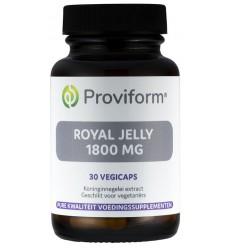 Enzymen Proviform Royal jelly extra sterk 1800 mg 30 vcaps kopen