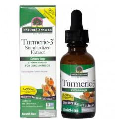 Curcuma Natures Answer Turmeric-3 Curcuma extract alcoholvrij