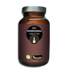 Ashwagandha Hanoju Ashwagandha organic 500 mg 600 tabletten