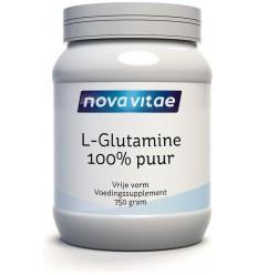 L-Glutamine Nova Vitae L-Glutamine 100% puur 750 gram kopen