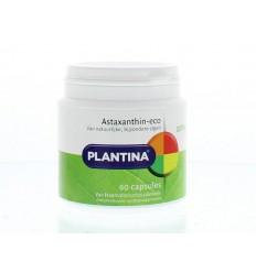 Astaxanthine Plantina Astaxanthine eco 60 capsules kopen