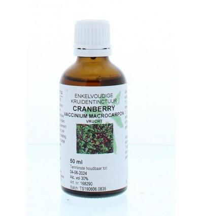 Fytotherapie Natura Sanat Cranberry vrucht tinctuur 50 ml kopen