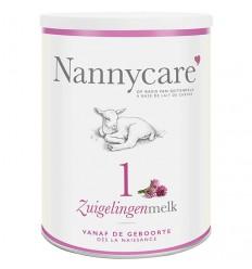 Babyvoeding Nannycare Zuigelingenvoeding geitenmelk 900 gram