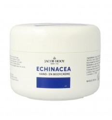 Bodycrème & Bodyscrub Jacob Hooy Echinacea/aloe vera hand en