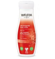Bodycrème & Bodyscrub Weleda Granaatappel verstevigende
