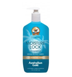 Bodycrème & Bodyscrub Australian Gold Moisture lock aftersun