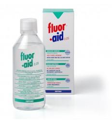 Mondwater Fluor Aid Mondspoelmiddel 0.05 500 ml kopen