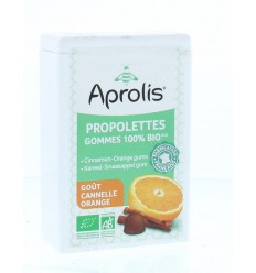 Propolis Aprolis Propolis kaneel - sinaasappel 50 gram kopen
