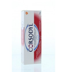 Mondverzorging Corsodyl Tandgel 1% 50 gram kopen