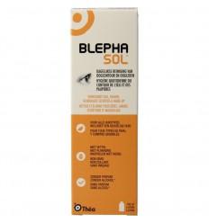 Oogverzorging Blephasol Reinigingslotion ooglid 100 ml kopen