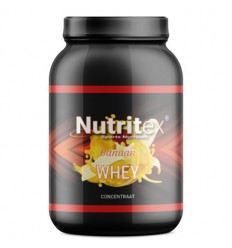 Sportvoeding Nutritex Whey proteine banaan 750 gram kopen