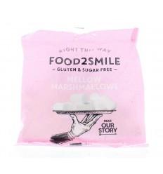 Suikervrij Snoep Food2Smile Marshmallows suikervrij glutenvrij