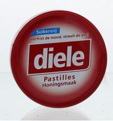Suikervrij Snoep Diele Honing suikervrij 50 gram kopen