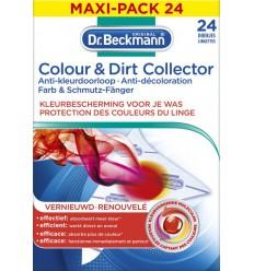 Wasmiddel Beckmann Kleurenvanger 24 stuks kopen