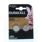 Duracell Batterij 2025 2 stuks