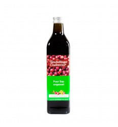 Cranberrysap Terschellinger Cranberrysap ongezoet 750 ml kopen