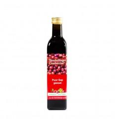 Cranberrysap Terschellinger Cranberrysap gezoet 500 ml kopen