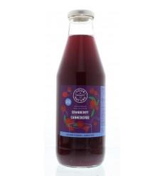 Cranberrysap Your Organic Nature Vruchtensap cranberry ongezoet