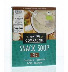 Soep Natur Compagnie Snack soup champignons 51 gram kopen