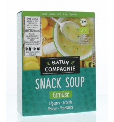 Soep Natur Compagnie Snack soep groente 54 gram kopen