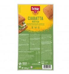 Brood Schär Ciabatta rustica 4 stuks kopen