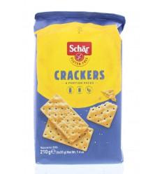 Crackers Schär Crackers 210 gram kopen