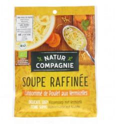 Soep Natur Compagnie Kippensoep met vermicelli 40 gram kopen