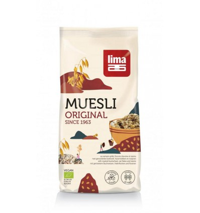 Muesli Lima original 1 kg kopen