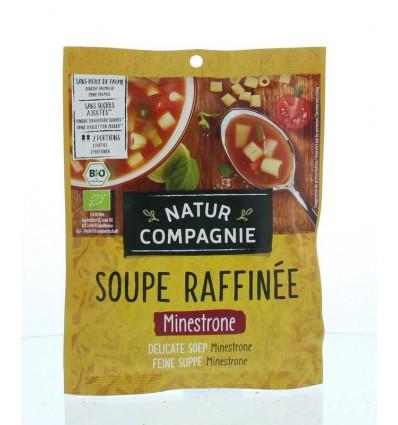 Soep Natur Compagnie Minestrone 50 gram kopen