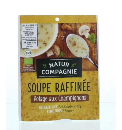 Soep Natur Compagnie Paddestoel creme 40 gram kopen