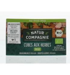 Bouillon & Aroma Natur Compagnie Peterselie kruidenblokjes 80