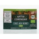 Natur Compagnie Peterselie kruidenblokjes 80 gram