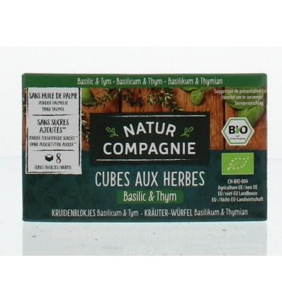 Bouillon & Aroma Natur Compagnie Basilicum & thijm 80 gram kopen