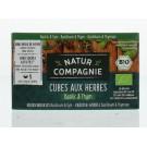 Natur Compagnie Basilicum & thijm 80 gram