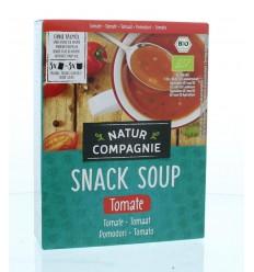 Soep Natur Compagnie Fixe tasse instant soep tomaat 60 gram
