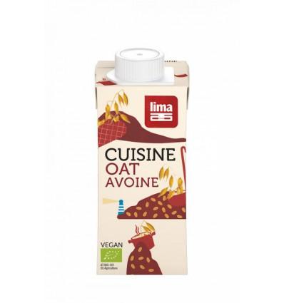 Natuurvoeding Lima Oat cuisine 200 ml kopen