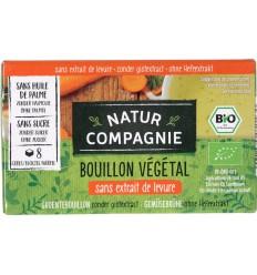Bouillon & Aroma Natur Compagnie Groentebouillon zonder gist 8
