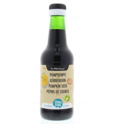 Pompoenzaad Terrasana Pompoenpit olie koudgeperst (in glas) 250