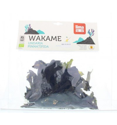 Oosterse specialiteiten Lima Wakame 40 gram kopen