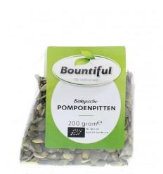 Pompoenzaad Bountiful Pompoenpitten 200 gram kopen