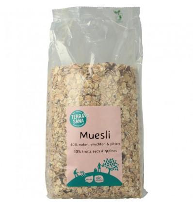 Muesli Terrasana noten & zuidvruchten 1 kg kopen
