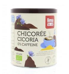 Natuurvoeding Lima Cichorei instant original 100 gram kopen