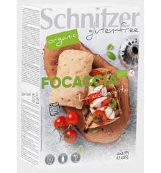 Brood Schnitzer Focaccia broodjes 4 stuks kopen